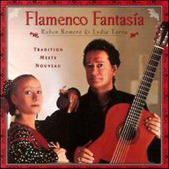 Romero/Torea - Flamenco Fantasia-Tradition Me [CD] USA import