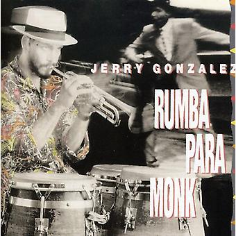 Jerry Gonzalez - Rumba Para munk [CD] USA import