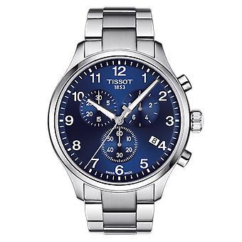 Tissot T116.617.11.047.01 Chrono XL Classic Blue Dial Men's Horloge