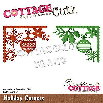 Scrapping Cottage Holiday Corners
