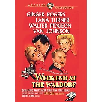Week-End at the Waldorf [DVD] USA import