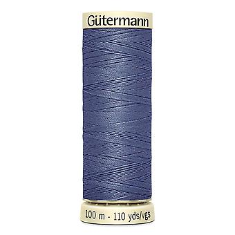 Gutermann Sew-all 100% Polyester Thread 100m Hand and Machine Colour Code  - 521