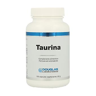 Taurine 100 vegetable capsules (500mg)