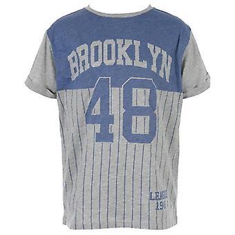 T-shirt met honkbalprint, 122/128 cl