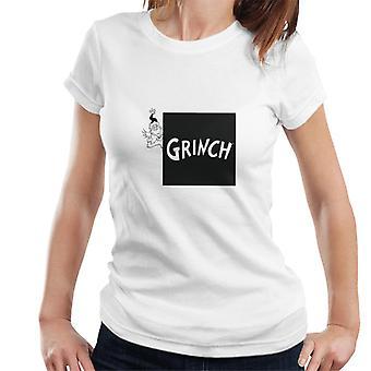The Grinch Block logo Women's T-Shirt