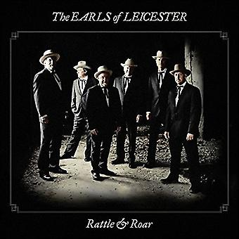 Earls of Leicester - Rattle & Roar [CD] Usa import