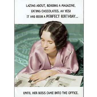 Pigment Perfect Birthday-birthday Card