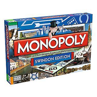 Swindon Monopoly Board Game