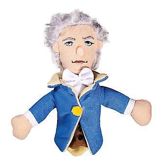 Finger Puppet - UPG - Alexander Hamilton Nye Gaver Legetøj Licenseret 4369