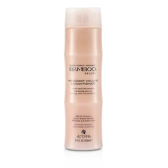Alterna bamboe Volume overvloedig Volume Conditioner (voor Strong, dik, vol haar) 250ml / 8,5 oz