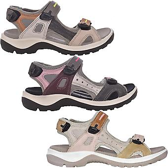 Ecco Womens Offroad Yucatan Summer Walking Outdoor Trail Sandals Shoes