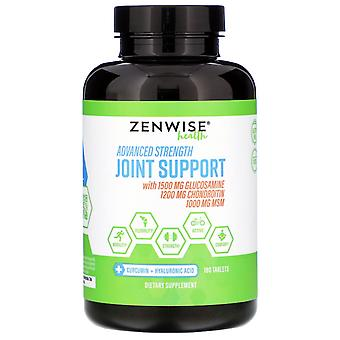 Zenwise Health, Advanced Strength Joint Support, 180 Comprimés