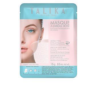 Talika Pink Clay zuiverend masker 15 Gr voor vrouwen