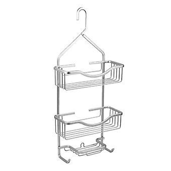 Shower shelf with Suspension hook