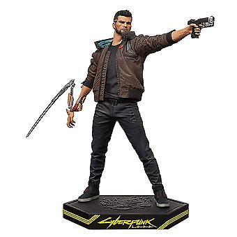 Cyberpunk 2077 V-Male Figure