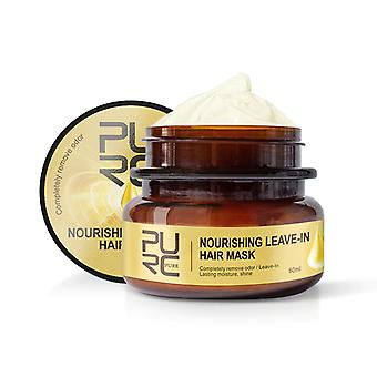 Nourishing Leave-in Hair Mask For Repair, Moisturizing And Conditioning