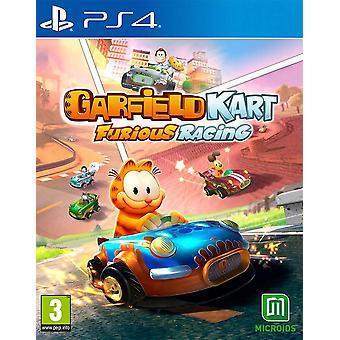 Garfield Kart Furious Racing PS4 Game