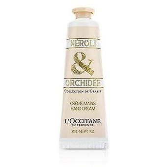 Collection De Grasse Neroli & Orchidee Hand Cream 30ml or 1oz
