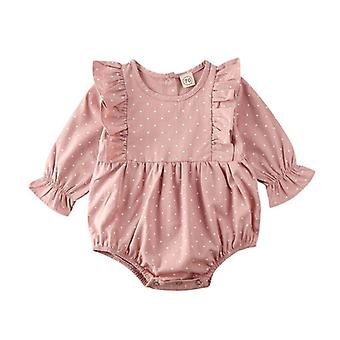 Baby Spring, Autumn Clothing - Long Sleeve, Bodysuit, Jumpsuit