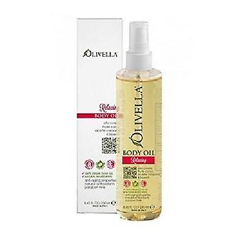 Olivella Olivella Body Oil Refreshing, 8.45 Oz