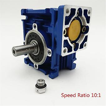 New Arrival Worm Reducer Speed Worm Gearbox For Nema23 Servo/stepper Motors