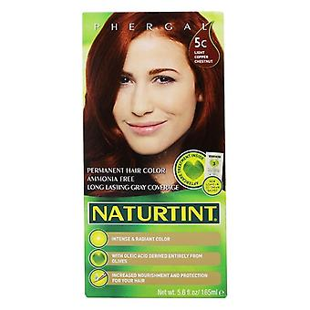 Naturtint Permanent Hair Color 5C Light Copper Chestnut