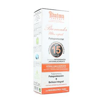 Ultra-Fast Anti-Age Tanning SPF 15 200 ml