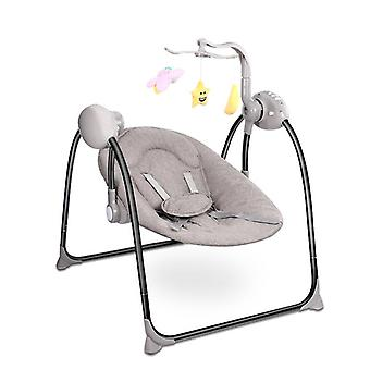 Baby Rock Chair Swing Electric Cradle With Remote Control Bed Base Plate