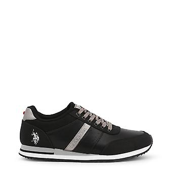 Us polo assn. 4121s0 men's fabric insole sneakers