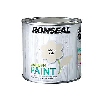 Ronseal Garden Paint White Ash 250ml RSLGPWA250