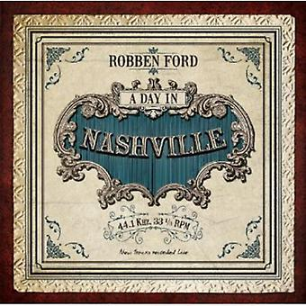 Robben Ford - dag in Nashville [CD] USA import