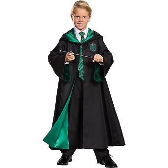 Slytherin Robe Prestige Child - Harry Potter