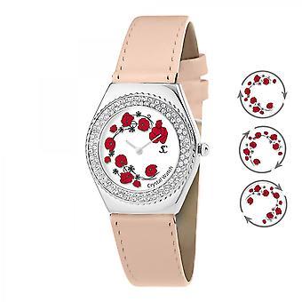 Reloj mujer So Charm MF316-COQUELICOT-BEIGE