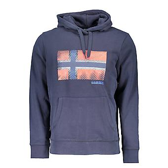 NAPAPIJRI Sweatshirt  with no zip Men N0YIWV BIBU H