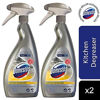 Domestos Professional Dulux Ultimate Home Cleaning Items ,750ml