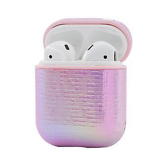 Fall Schöne Schutzhülle mit Schnalle für Apple AirPods Pink