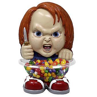 Child's Play Mini Candy Bowl Holder Chucky S³ßigkeitenhalter, aus Kunststoff (mit Sch³ssel).