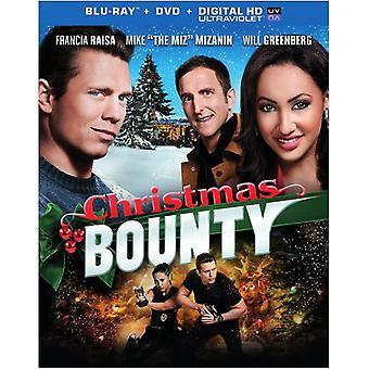 WWE Christmas Bounty Mfv [BLU-RAY] USA import