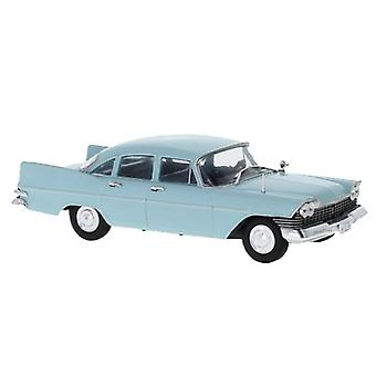 Plymouth Savoy (1959) in Light Blue (1:43 scale by Whitebox WHI289)