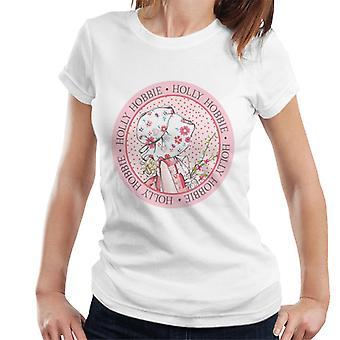 Holly Hobbie Circle Kvinder's T-shirt