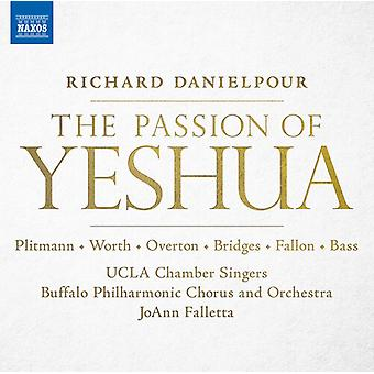 Passion Of Yeshua [CD] Usa tuonti