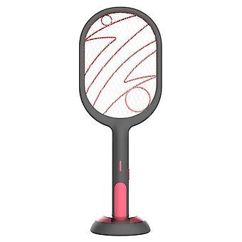 Sähköinen Mosquito Swatter Mosquito Killer Usb ladattava sähköisku