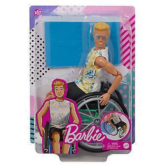 Barbie - Kørestol Ken Doll