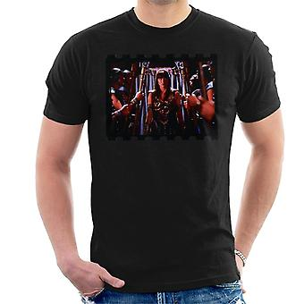 Xena Warrior Princess And Her Soldiers Men's T-Shirt