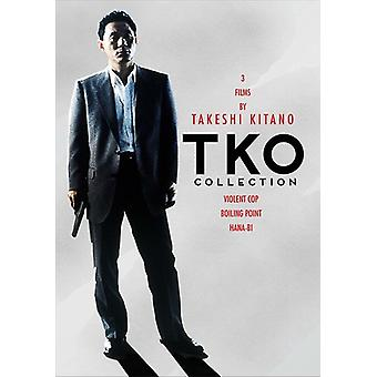 Tko Collection - 3 Films by Takeshi Kitano [Blu-ray] USA import