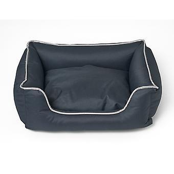 Σκύλος- γάτα μαξιλάρι Bora - Σκούρο γκρι - Μέγεθος S