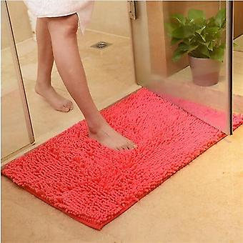 Doormat Floor Anti-slip Water Absorption Carpet Kitchen Mat Toilet Rug Hallway