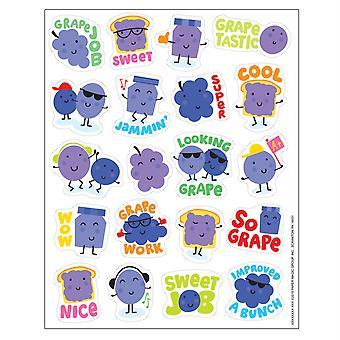 Grape Stickers - Scented