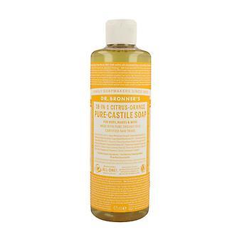 Citrus Organic Bath Gel 475 ml