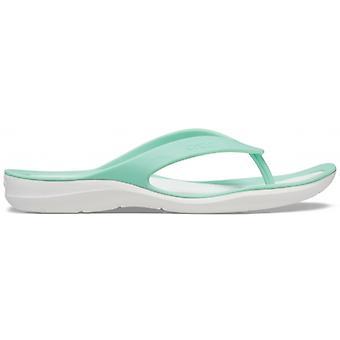 Crocs 204974 Swiftwater Flip Naisten Flip Flops Pistaasi